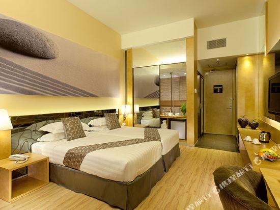 吉隆坡輝煌酒店(Vivatel Kuala Lumpur)高級豪華房