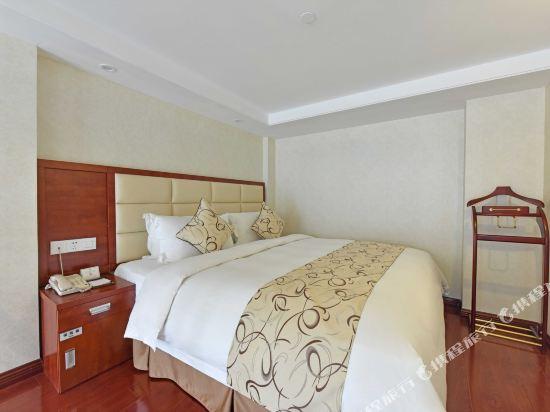 薩維爾金爵·鹿安酒店(上海國際旅遊度假區浦東機場店)(Savile Knight Lu'an Hotel (Shanghai International Tourism and Resorts Zone Pudong Airport))複式大床房