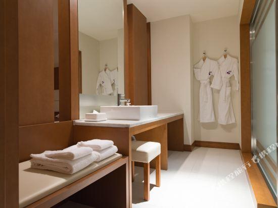 札幌公園飯店(Sapporo Park Hotel)放鬆概念雙床客房