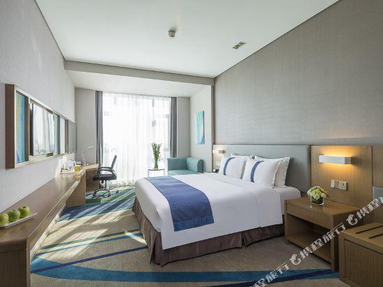 杭州東站智選假日酒店(Holiday Inn Express Hangzhou East Station)標準大床房