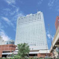 札幌ANA皇冠假日酒店酒店預訂