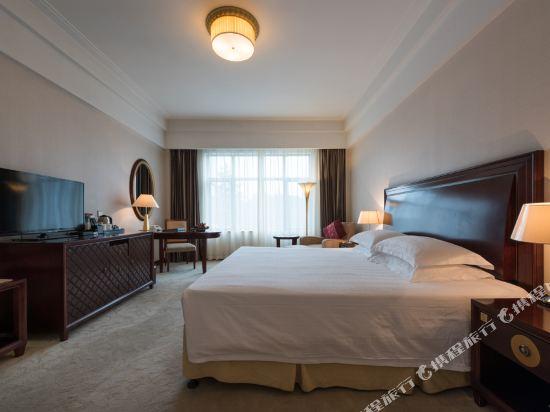 蝶來浙江賓館(Deefly Zhejiang Hotel)高級大床房