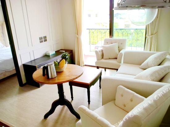 芭堤雅三隻熊威尼斯人公寓(Three Bears, Thailand Pattaya Venetian Apartment)歐式一室一廳公寓