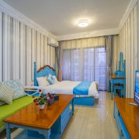 Q加·侶行主題公寓(珠海誠豐水晶座店)酒店預訂