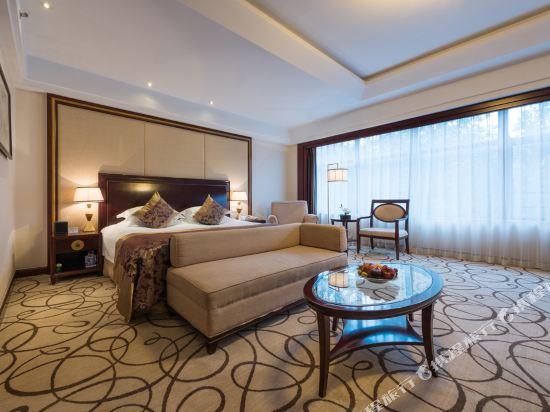 蝶來浙江賓館(Deefly Zhejiang Hotel)商務麗景大床房