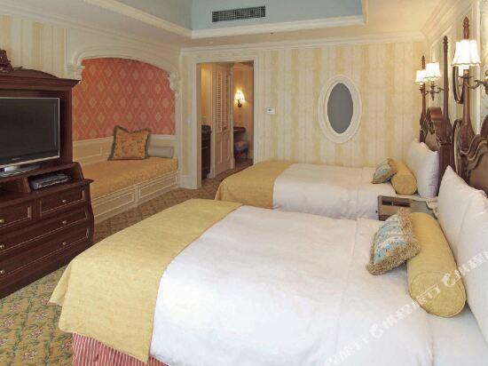 東京迪斯尼樂園大飯店(R)(Tokyo Disney Hotel (R))標準高級凹室房