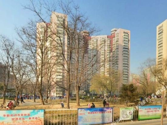 北京中樂六星酒店(Zhongle Six Star Hotel)商務標準間