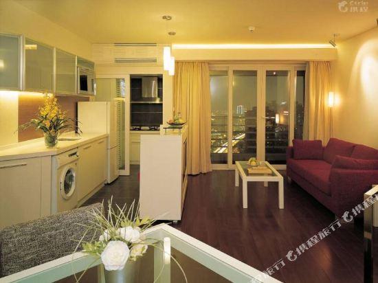 深圳999丹楓白露酒店(999 Royal Suites & TowersShenzhen)A棟標準套房
