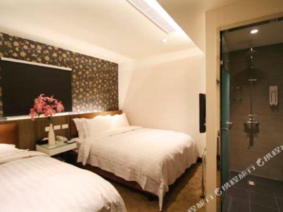 台北璞漣商旅-西門店(Hotel Puri Ximen)家庭房