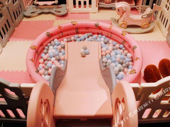 上海中谷小南國花園酒店(WH Ming Hotel)兒童樂園/兒童俱樂部