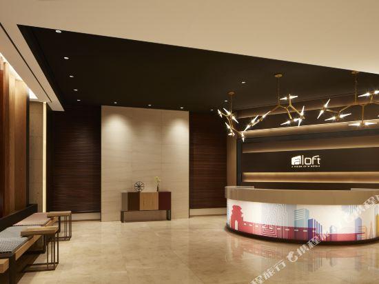首爾明洞雅樂軒酒店(Aloft Seoul Myeongdong)公共區域