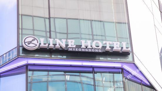 明洞線酒店