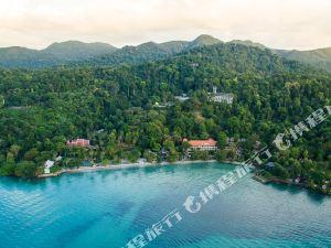 象島海景度假村以及水療中心(Sea View Resort & Spa Koh Chang)