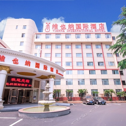 Vienna International Hotel (Shanghai Jiaotong University Humin Road)