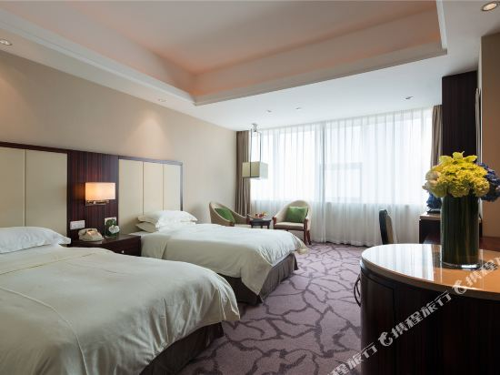 浙江大酒店(Zhejiang Grand Hotel)高級客房(雙床)