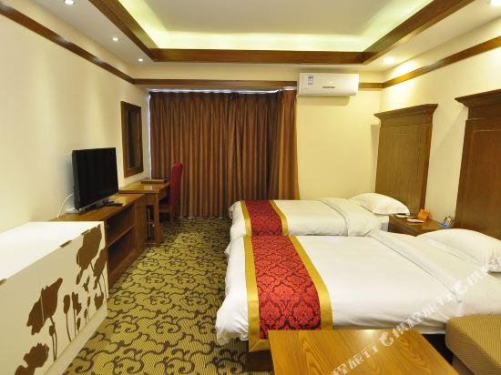 明凡居酒店(昆明王府井中心店)(Mingfanju Hotel (Kunming Wangfujing))豪華標準間