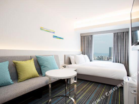 大阪日航酒店(Hotel Nikko Osaka)新高級小間大床房