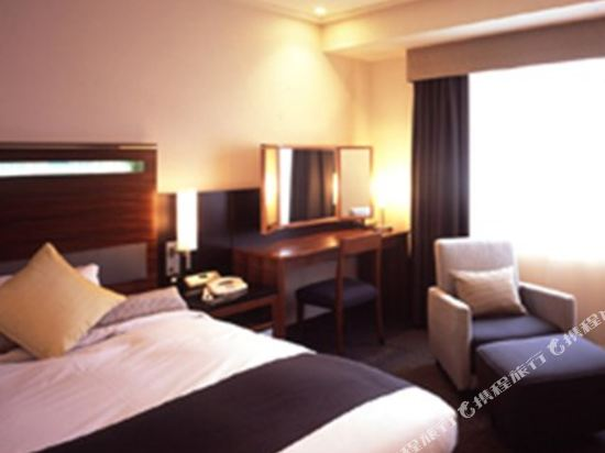 名古屋東急大酒店(Tokyu Hotel Nagoya)高級豪華單人房