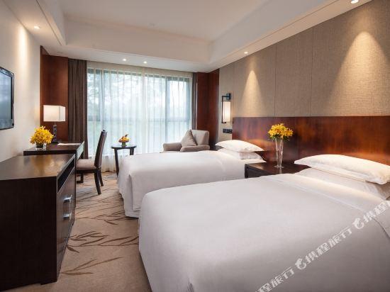 杭州三台山莊(Sunday Sunny Resort)豪華雙床房