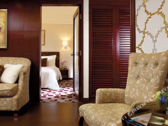 香港粵海酒店(GDH Hotel)套房