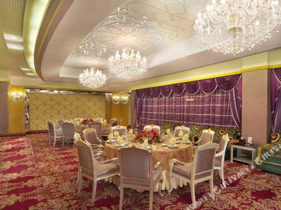 東莞富盈酒店(Cinese Hotel Dongguan)餐廳