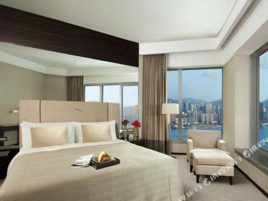 香港麗景酒店(原隆堡國際麗景酒店)(Hotel Panorama)行政尊貴海景房