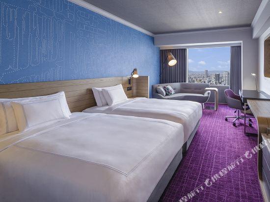 大阪南海瑞士酒店(Swissotel Nankai Osaka)瑞士行政房