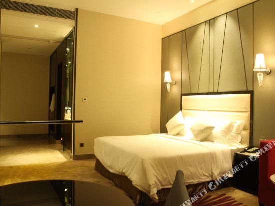 中山萬維酒店(Winway Hotel)豪華商務房