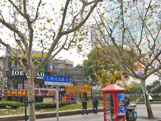 上海同文君亭酒店周邊圖片
