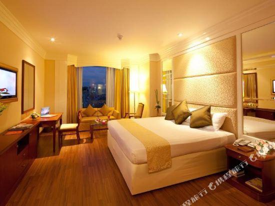 綠寶石酒店(The Emerald Hotel)兩室皇家套房
