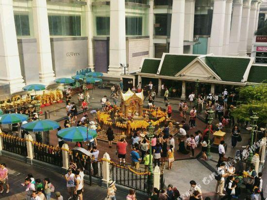 曼谷暹羅智選假日酒店(Holiday Inn Express Bangkok Siam)周邊圖片