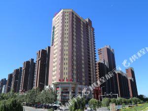 格林豪泰遼源市中康街隆基華典商務酒店
