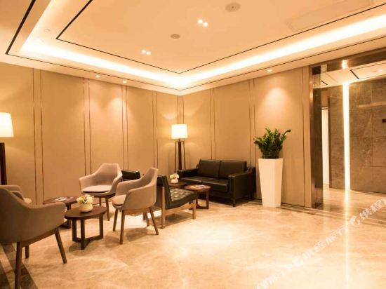 上海陸家嘴聯洋和頤酒店大堂吧