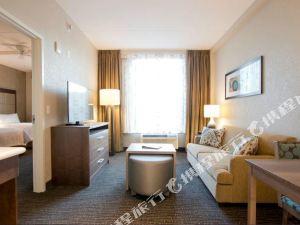 卡爾加里市中心希爾頓欣庭套房酒店