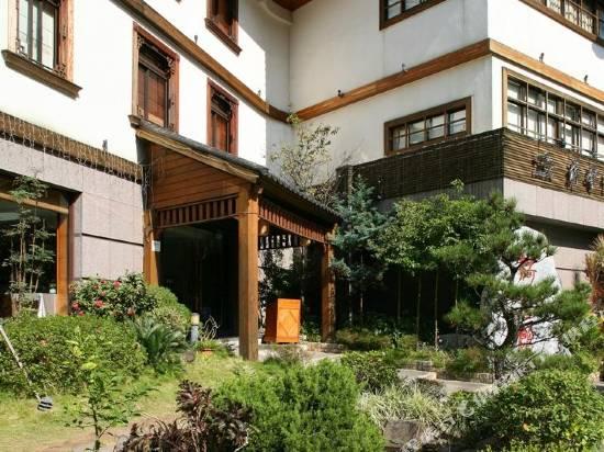 台北北投荷豐家屋温泉會館