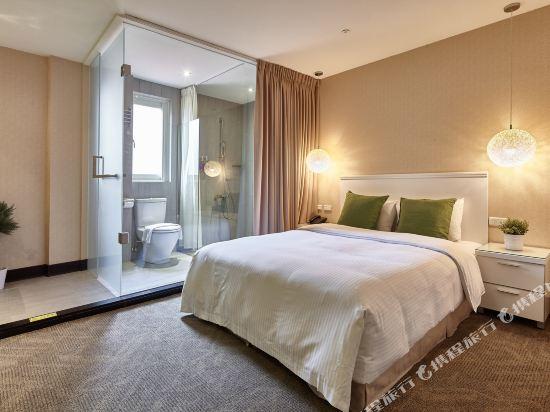豐居旅店(台北西門館)(Via Hotel)探索居淋浴雙人房