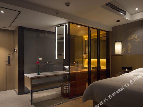 桔樹國際公寓(廣州珠江新城店)(Orange International Apartment (Guangzhou Zhujiang New City))豪華城景大床房