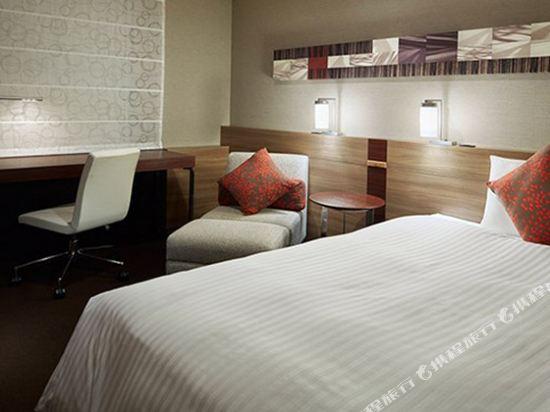 札幌三井花園酒店(Mitsui Garden Hotel Sapporo)女士摩登房(小型雙人床)