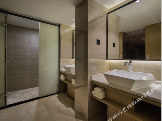 桔樹國際公寓(廣州珠江新城店)(Orange International Apartment (Guangzhou Zhujiang New City))豪華家庭房