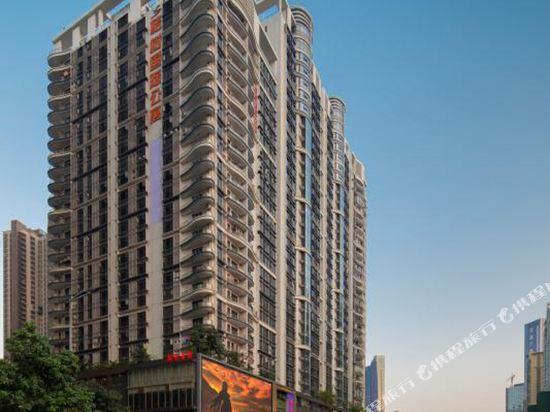 桔樹國際公寓(廣州珠江新城店)(Orange International Apartment (Guangzhou Zhujiang New City))外觀