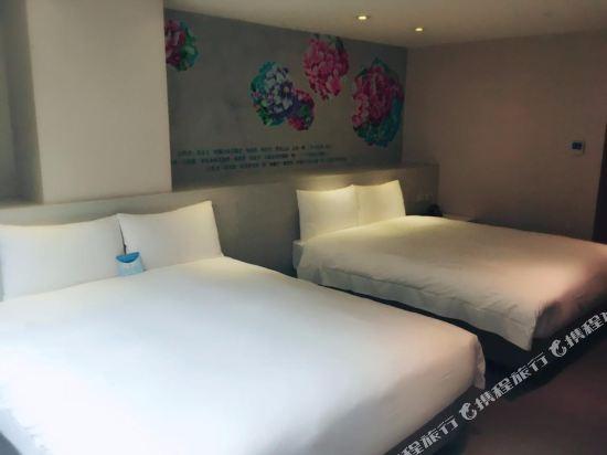 台北禾順商旅(Your Hotel)四人房