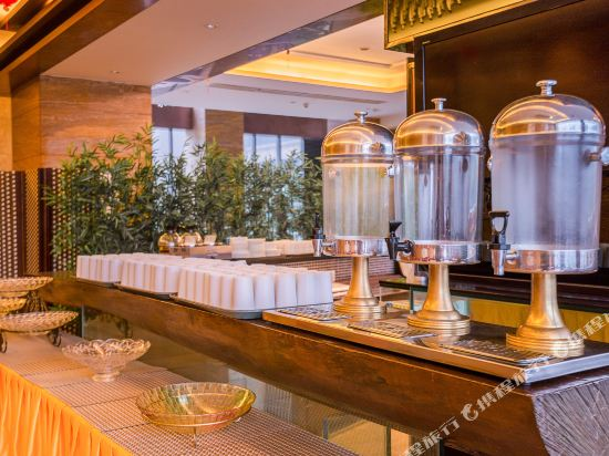 廣州臨江上品維福頓公寓(琶洲會展中心店)(Linjiang Shangpin Weifudun Apartment (Pazhou Complex))餐廳