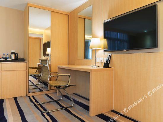 香港旺角維景酒店(Metropark Hotel Mongkok)豪華房