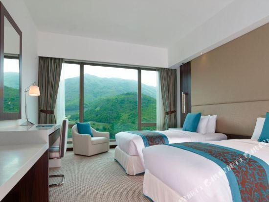 香港愉景灣酒店(Auberge Discovery Bay Hong Kong)山景家庭客房