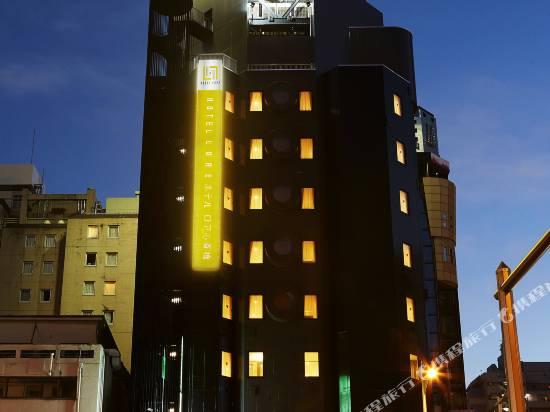 長堀橋車站附近酒店