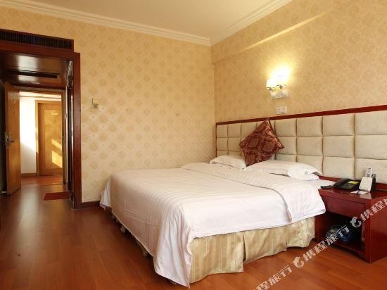 珠海華僑賓館(Hua Qiao Hotel)標準大床房
