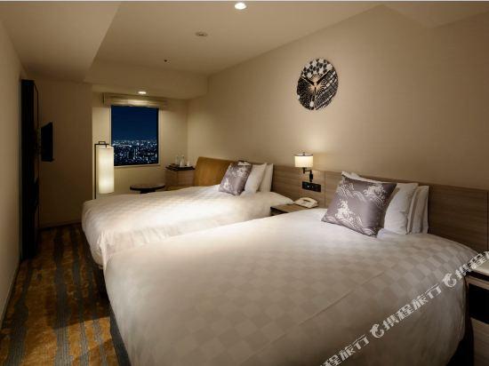 東京太陽城王子大酒店(Sunshine City Prince Hotel Tokyo)全景樓層雙床房B