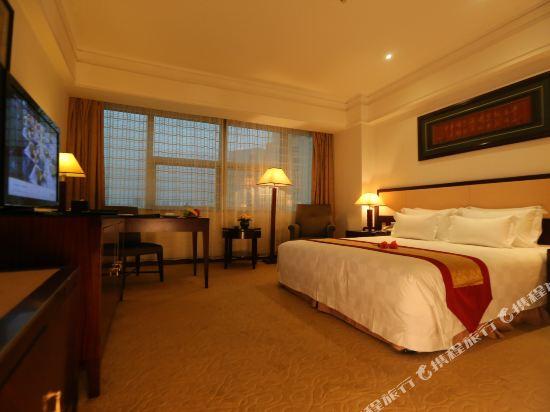 上海寶安大酒店(Baoan Hotel)豪華商務房