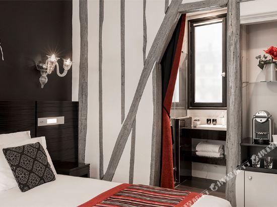 巴黎香榭麗舍安珀酒店(Maison Albar Hôtel Paris Champs Elysées)高級房