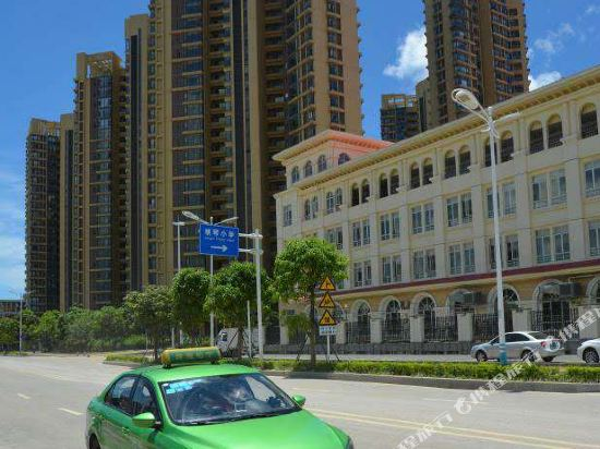 Q加·泰萊童趣主題公寓(珠海橫琴海洋王國店)(Q+ Tailai Tongqu Theme Apartment (Zhuhai Chimelong Ocean Kingdom))周邊圖片